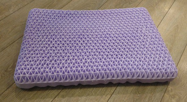 Purple Pillow Review Does It Smell Bad Best Bed For
