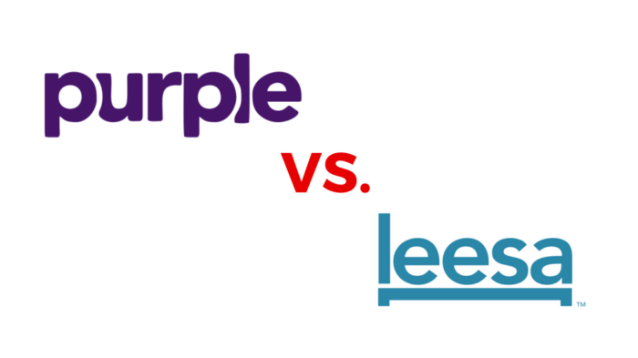 Purple vs Leesa Mattress